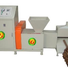 中国最大的木炭机厂家(STHF-E型)新型木炭机