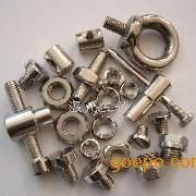 不锈钢圆螺帽、不锈钢管子螺母、水管接头螺母、冷墩加工螺母