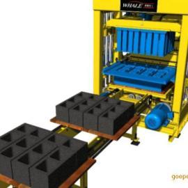 现货小型水泥砌块机,小型手动式空心砌块砖机,水泥砖机
