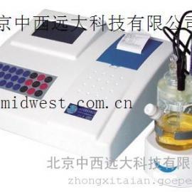 供应国产库仑法微量水测定仪 CN66/JF-5