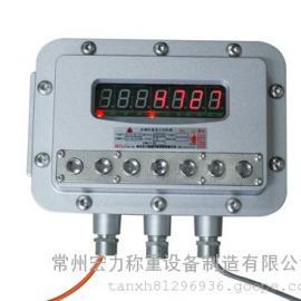 宏力带模拟量隔爆控制仪表(4-20mA,Rs232、485)