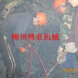 隧道施工高效掘进设备劈裂机 掘进机 破石机
