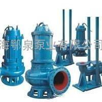 污水潜水泵-无堵塞潜水泵