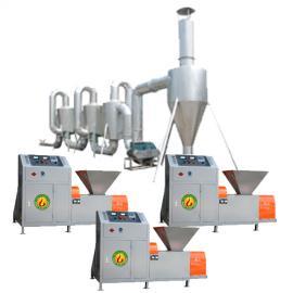 STHF-G型木炭机生产设备