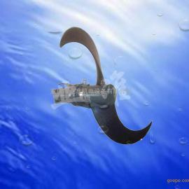 低速潜水推流器