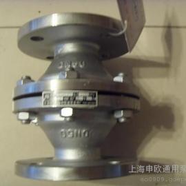 GZW-1-DN50不锈钢管道阻火器