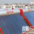 太阳能厂家提供不同区域、不同热负荷的太阳能热水工程