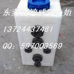 方形PE塑料容器 PE加药箱 防腐PE水塔 PE桶80升