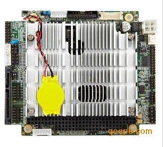 深蓝宇供应嵌入式凌动PC104工业主板PCM-6406