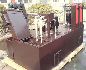 水力分离机磁铁过滤机组合