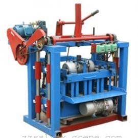最好的免烧砖机|水泥空心砖机|液压免烧制砖机
