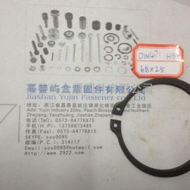 嘉善屿金现货DIN471轴用卡簧轴用挡圈轴卡规格68*2