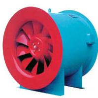 SWF混流风机:是一种低噪音、高效率、节能型混流风机,兼备轴流�