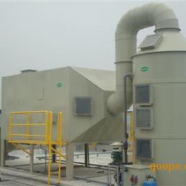 喷漆废气处理净化设备,废气处理设备,绿深环境