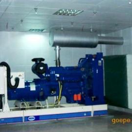 发电机尾气噪声治理,绿深环境