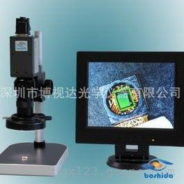 供应 VGA200万像素 10寸显示器 视频显微镜