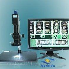 130万像素 超清晰 可接显示器 视频显微镜