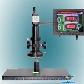 供应 BNC/700线 带10寸显示器 专用工业检测领域 视频显微镜