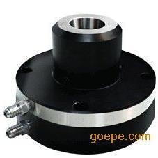 朝铨JAS-5C-PL后拉式精密立式液压卡盘,气动卡盘