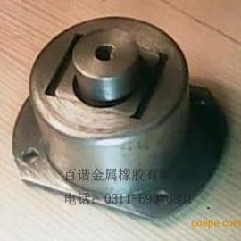 无角位移金属橡胶隔振器