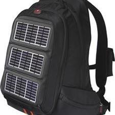 6W太阳能背包,太阳能充电背包