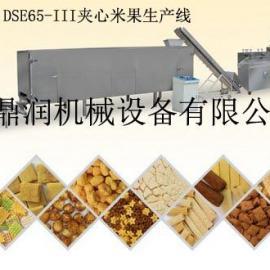 夹心米果食品生产线