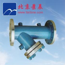 导热油保温Y型过滤器  北京景辰-优质保温过滤器厂家