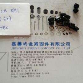 GB879.1-6*7重型弹性开口销,单倒角圆柱销65Mn