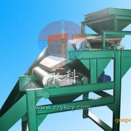 郑州永科加工定制干式强磁选机 铁矿磁选机 强磁选机厂家直销