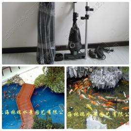 小型清淤设备|爱克吸污机生产厂家|池底吸污设备询价