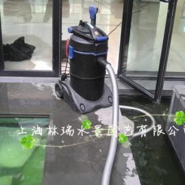 池塘清淤设备|小型清淤设备销售商|景观池池底吸污机批发价