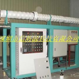 重庆万州造粒机全桥电磁感应加热器50kw数字型