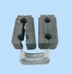 电解槽打壳锤头绝缘砖
