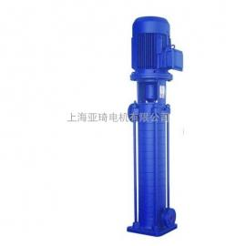 GDL立式多�管道泵