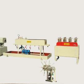 PE穿线管生产线