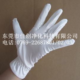 惠州超细纤维手套,珠海超细无尘布手套