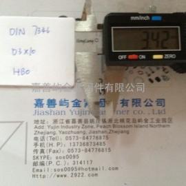 DIN7346-3*10 轻型弹性开口销,圆柱销-65Mn