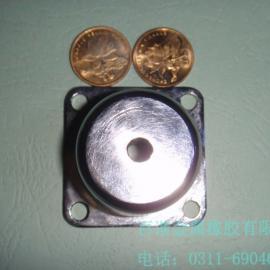 性能优良的三维等刚度金属橡胶隔振器耐高低温腐蚀环境寿命长