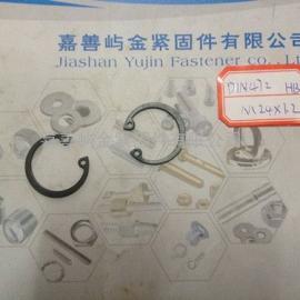 嘉善挡圈DIN472孔用弹性卡簧价格规格D24*1.2现货