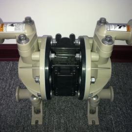 山东现货英格索兰半寸塑料气动隔膜泵666053-344