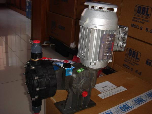 意大利OBL计量泵 MD系列型号MD521PP