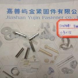 DIN1481-D3*15弹性销【弹性圆柱销标准】304