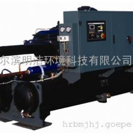 黑龙江清华同方地源热泵/水源热泵成套设备系统