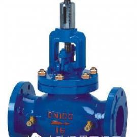 KPF-16-DN100流量平衡阀
