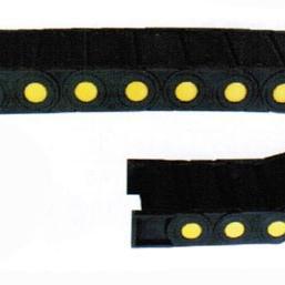 55全封闭式拖链 塑料拖链 尼龙拖链 电缆保护链