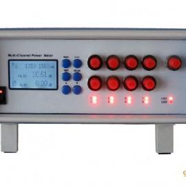 台式多通道光功率计光纤通讯测试检测用多通道综合测试仪