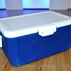 30升防疫冷藏箱(带温度显示)