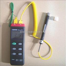 温度计CENTER-301+NR81531B表面热电偶套装