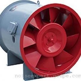 地下车库排风机噪音治理