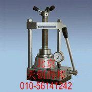 DY-15T型手动台式压片机|小型油压压片机厂家